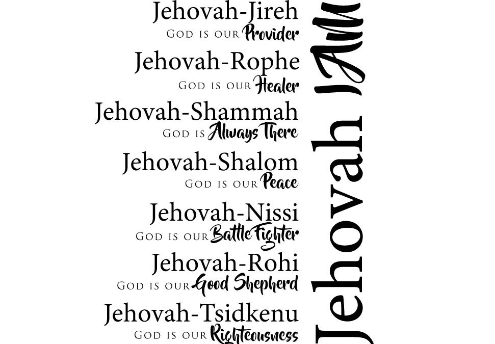 It's just an image of Divine Free Printable Names of God